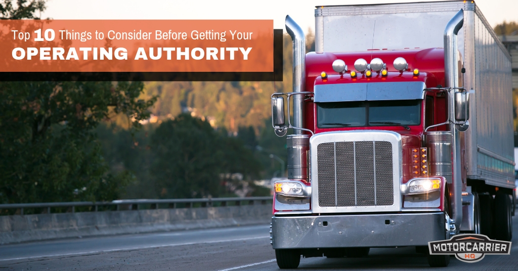 Top 10 Things to Consider When Applying For Your Motor